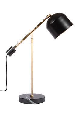 Vogue Desk Lamp in Black