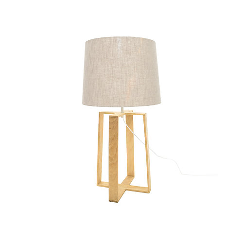 Rothschild Table Lamp - Oak