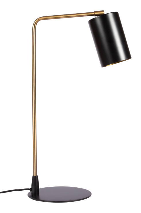 Mode Desk Lamp in Black