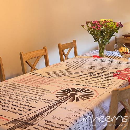 Tablecloth - Windmill