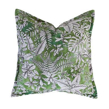 Capri Green Scatter Cushion