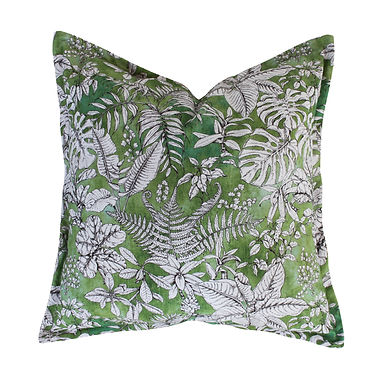 Capri Green Scatter Cushion