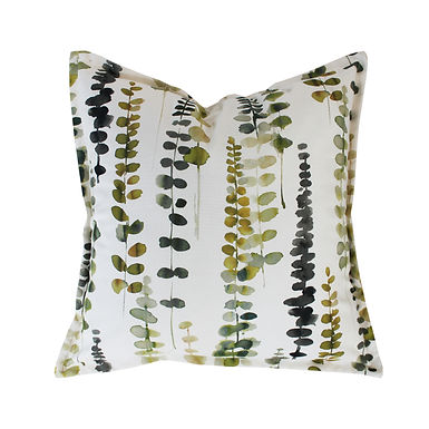Maria Chartreuse Scatter Cushion
