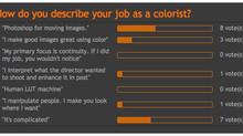 Como descrever o trabalho de um colorista?
