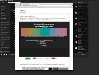 X Rite Online Color Challenge