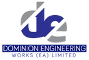 Dominion Engineering Logo