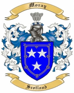 Moray Coat of Arms