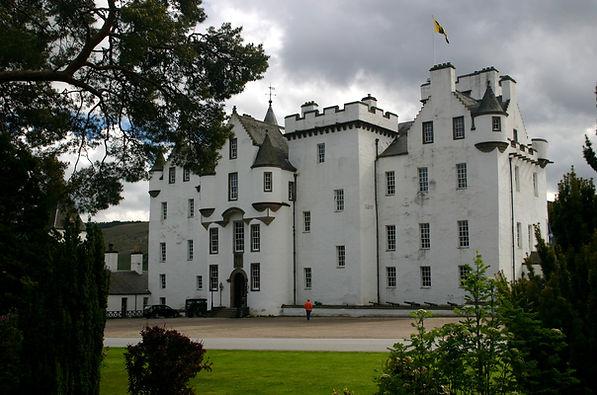 Blair Castle, Atholl, Scotland