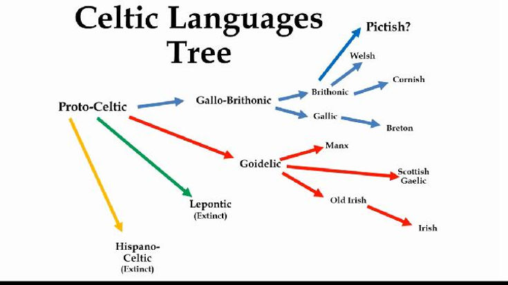 CelticLanguages Tree