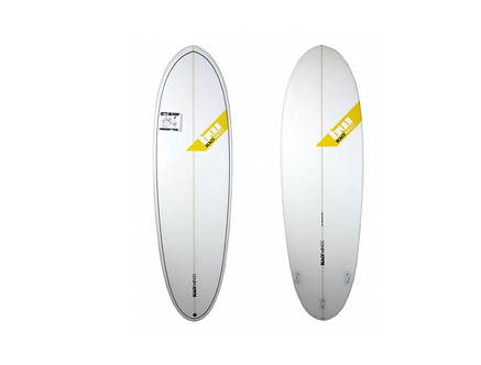 """Surf Blackwings 6'0"""" Egg BiscuitHoney Comb"""