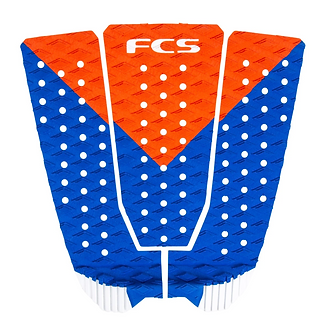 FCS Tail Pad Kolohe Andino Red / White / Blue