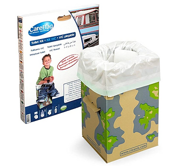Kit WC Carebag