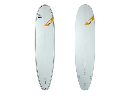 "Surf Blackwings 8'0"" Mini Malibu Cristal Clear"