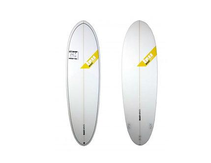 """Surf Blackwings 6'6"""" Egg Cobra Honey Comb"""