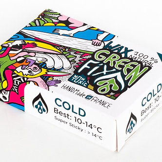Wax GreenFix Cold / Made in France