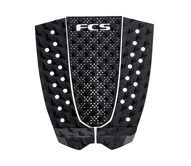 FCS Tail Pad T-3 Black / Charcoal