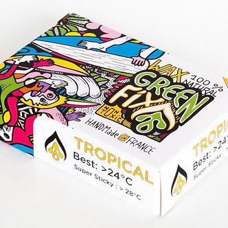 Wax GreenFix Tropical / Made in France