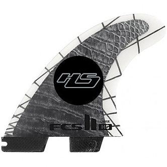 FCS II HS PC Carbon Large Thruster Set