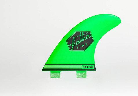 Feather Fins Ultralight Series Green