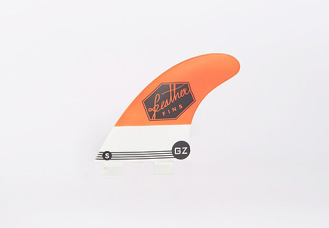 Feather Fins Signature Series Gony Zubizarreta Orange / White