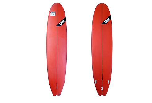 """Surf Blackwings 8'2"""" Fish 8Ball Rouge"""