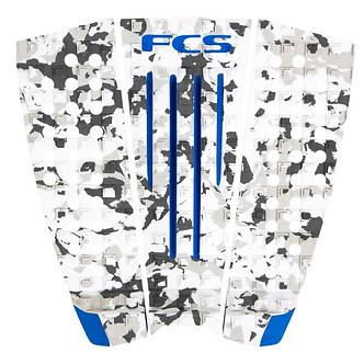 FCS Tail Pad Julian Wilson Grey Camo / Cobalt