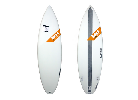 "Surf Blackwings 5'9"" Shortboard Grommet"