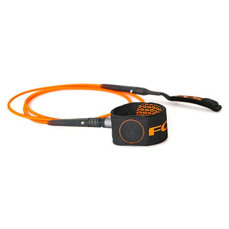 FCS Freedom Leash 6' Orange