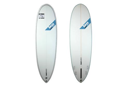 """Planche de Surf Blackwings 7'0"""" The ScorpionHoney Comb"""
