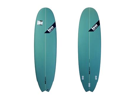 """Surf Blackwings 6'9"""" Fish 6Pack Vert"""