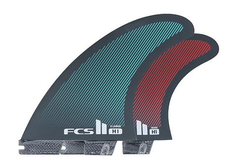 FCS II HI PC Xlarge Quad Set