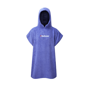 Poncho Northcore Beach Basha - Enfant - Bleu