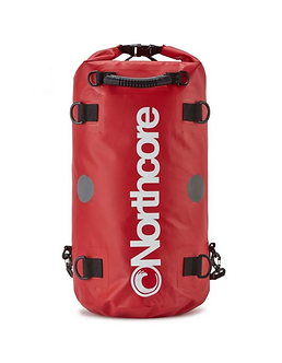 Sac à Dos Dry Bag 40L Northcore - Rouge