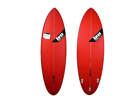 """Surf Blackwings5'8"""" The Dive Rouge"""