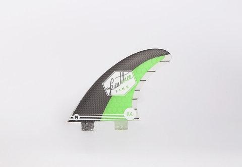 Feather Fins Ethan Egiguren Black / Green