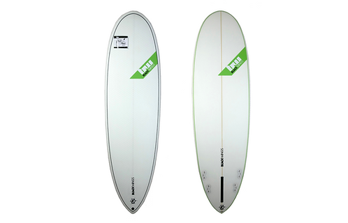 "Surf Blackwings 6'8"" The Scorpion Honey Comb"