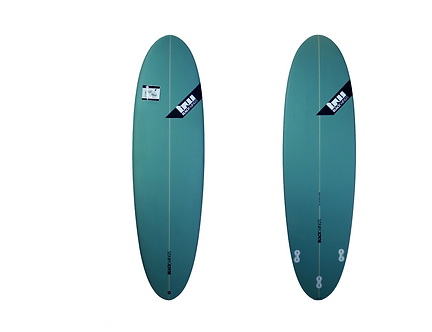 "Surf Blackwings 6'6"" Egg Cobra Vert"
