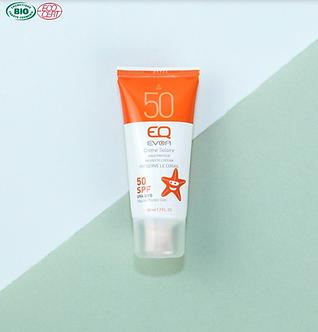 Crème Solaire EQ SPF 50 en 100ml