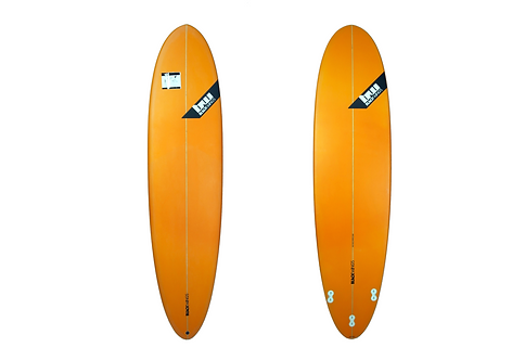 "Surf Blackwings 7'6"" Egg Surf Orange"