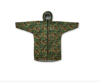 Le poncho Beach Basha Sport - Camouflage