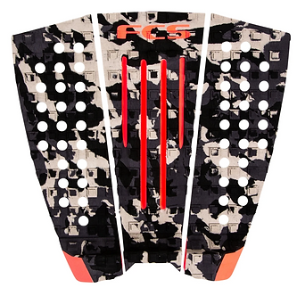 FCS Tail Pad Julian Wilson Blue Camo / Blood Orange