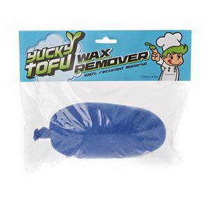 Yucky Tofu Tampon Wax Remover