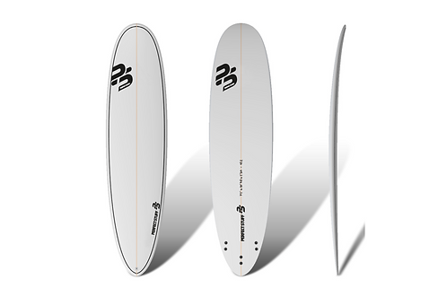 "Surf Perfect Stuff 7'6""Egg Clear"