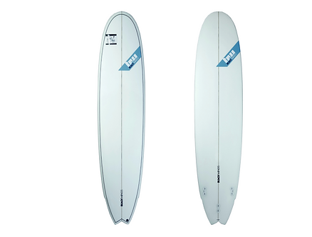 "Surf Blackwings 8'2"" Fish 8Ball Cristal Clear"