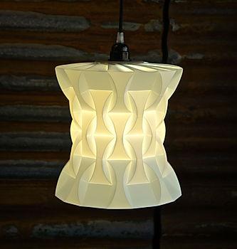 Suspension ou Lampe à poser HEXA