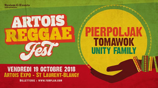Artois Raggae Fest