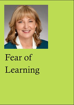 EMDR Demonstrations DVD, LPE4 - Fear of Learning