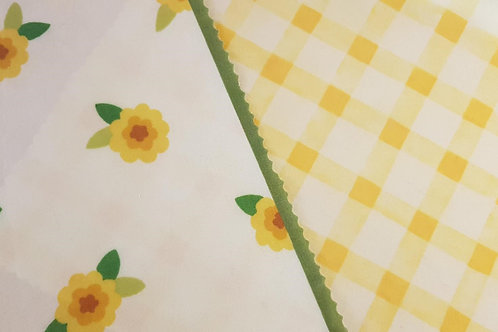 Beeswax XXL Single Sheet