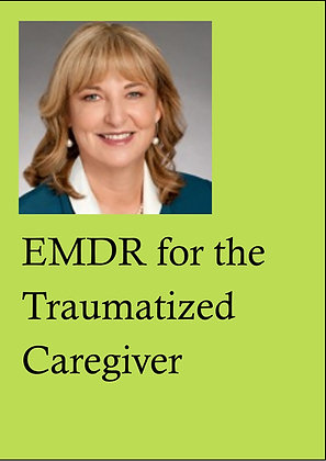 EMDR Demonstrations DVD, LPE2 - EMDR for the Traum