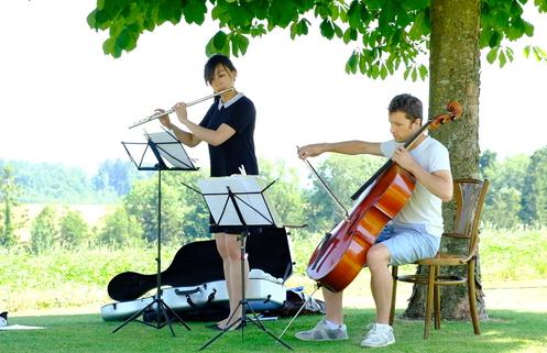 Yu-Hsuan Kuo et Guillaume Bouillon